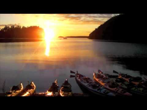 American Canoe Association's 2010 San Juan Islands Excursion