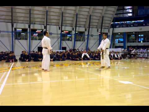 "Nikkei Karate ""RULES !!"" Starring Kevin Suzuki and Joey Abadilla August 2011"