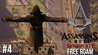 THE GRAPPLE | Assassins Creed Syndicate Free Roam (#4)