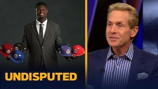 AD should stay with Pelicans after they won the Zion sweepstakes — Skip Bayless | NBA | UNDISPUTED