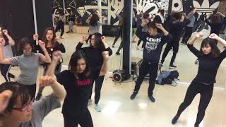 Cô ba Sài Gòn - Sexy dance class TBH