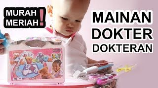 Dokter dokteran   Mainan anak perempuan   Murah meriah   Jasmine Anak Pintar
