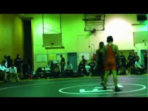 Francis Lewis High School vs Cardozo High School Wrestling