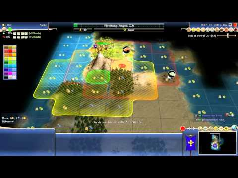 Let's Play Civilization 4 #01 (Beyond the Sword | Frankreich | Schwer): Ein beschissener Start