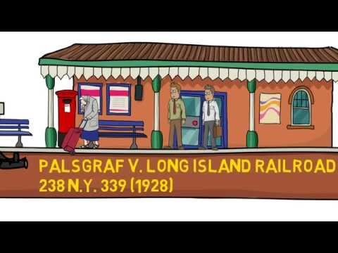 helen palsgraf respondent v the long island railroad company case brief