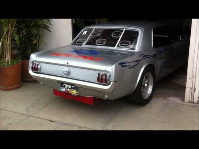 1966 Ford Mustang, Vintage Racecar, 600HP, Most Wins, FOR SALE!