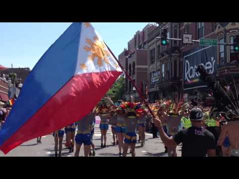 Pinoy Gay Pride - Chicago 2013 video