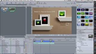 FCP DVD Studio Pro 4 (of Final Cut Studio 5)