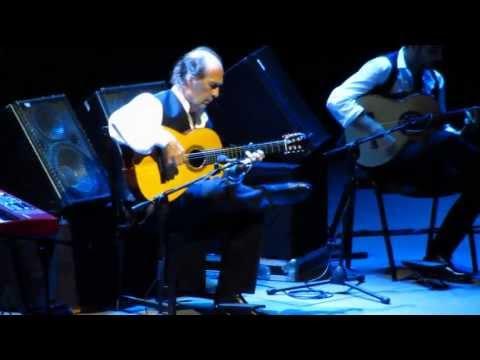 Paco de Lucía - Entre dos Aguas (live in Roma)
