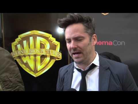 Black Mass  Scott Cooper Exclusive CinemaCon Interview 2015