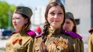 Парад 9 мая Салют Мурманск С Днем Победы!