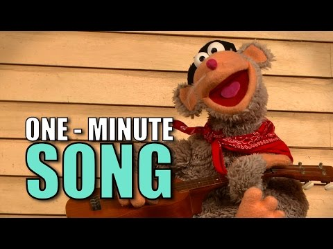 A One-Minute Song with Engineer Paul !!!