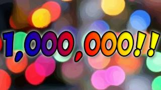 1,000,000 Subscriber Celebration!