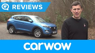 Hyundai Tucson SUV 2018 review | Mat Watson Reviews