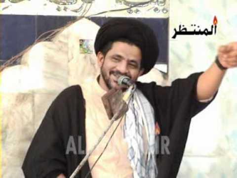 Maulana Qamar Abbas Naqvi..Majlis 02. AL-Muntazir Welfare Trust Larkana