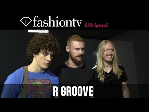 R Groove Men Summer 2015 Backstage | Fashion Rio | FashionTV