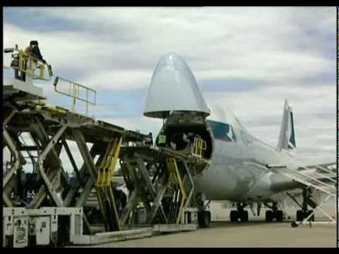 Cathay Pacific Cargo's biggest delivery at IAH