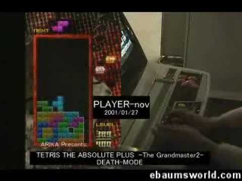 The Ultimate Tetris Player