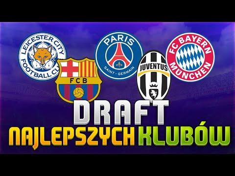 Draft Najlepszych Klubów   FIFA 16