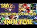 NUOVI EVENTI CON I FAN!   INFO TIME #180 (HD)