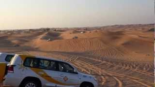 Desert Safari and Dune Bashing Abu Dhabi 1080p HD