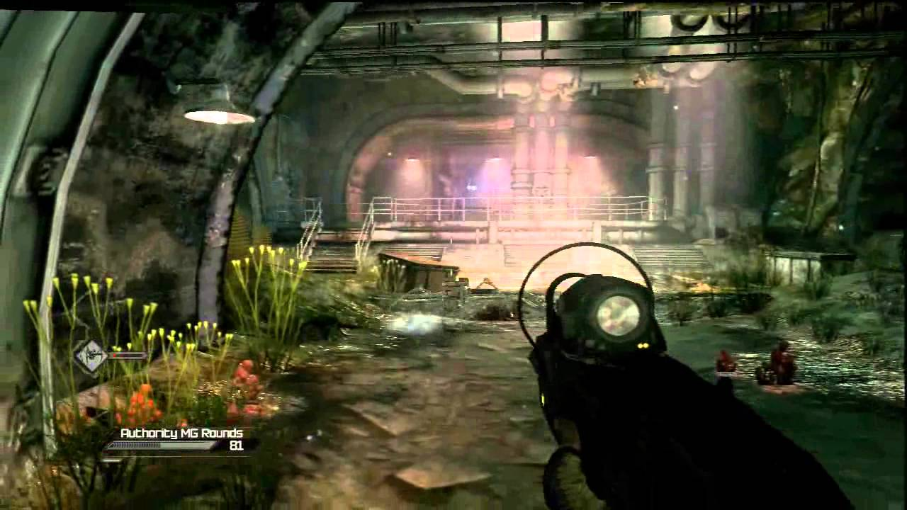 Rage Gameplay Ps3 Sentry hd Gameplay Ps3