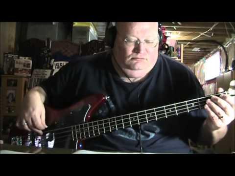 Judas Priest Electric Eye Bass Cover