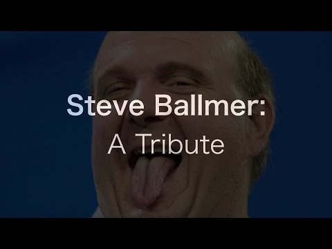 Steve Ballmer: A Tribute | The PowerPC Hub