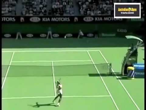 Serena Williams v. Kim Clijsters | 2003 Australian Open Semifinal