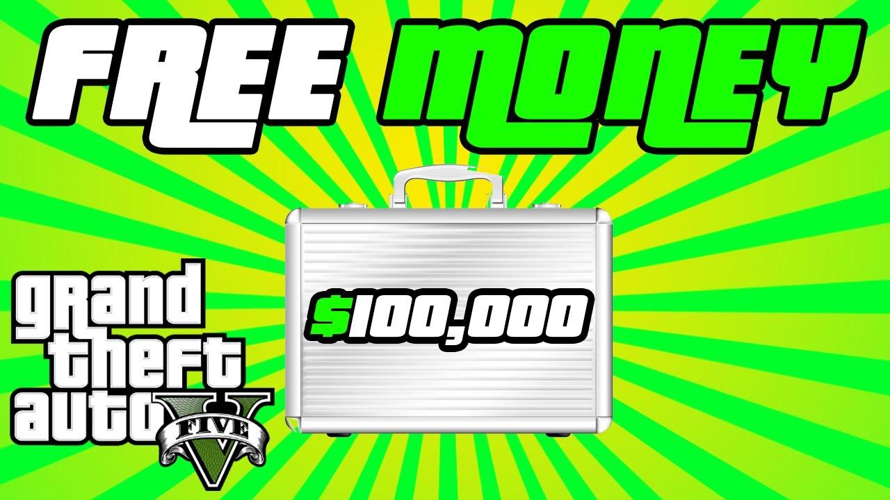 GTA 5 - FREE & EASY MONEY TUTORIAL! $100,000+ ALL Secret Hidden ...