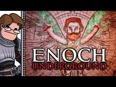 Let's Try Enoch: Underground - I, Overseer Lucan, In the Third Person