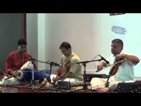 Endaro Mahanubhavulu - Sri Ragam - Thyagaraja video