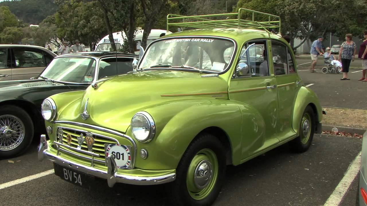 classic british cars in whakatane new zealand youtube