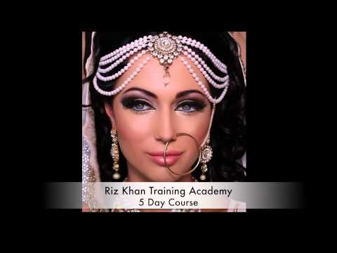 INDIAN Bridal, PAKISTANI, ARABIC, ASIAN HALF PRICE HAIR & MAKEUP COURSES