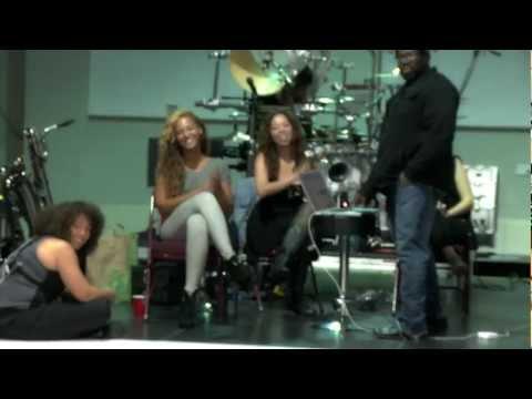 Beyoncé Super Bowl Halftime Show Rehearsal: Day 2
