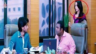 Naga Chaitanya And Tamannah Interesting Movie Scene | Telugu Movie Scene | Sithaara