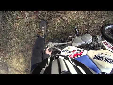 PIT BIKE Track (GoPro 3)