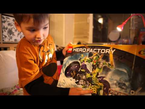 Лего Фактори. LEGO hero factory