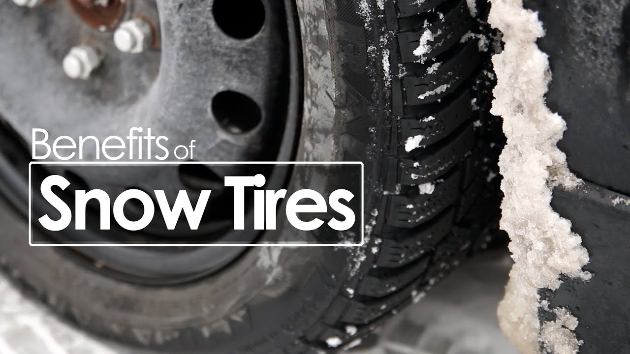 snow tire benefits winter driving tips morrie 39 s automotive group youtube. Black Bedroom Furniture Sets. Home Design Ideas