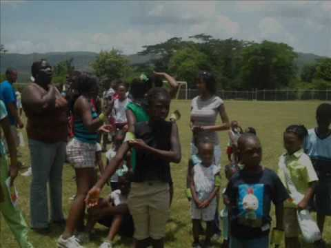 SPORTS DAY 2009 in Chapelton, Jamaica