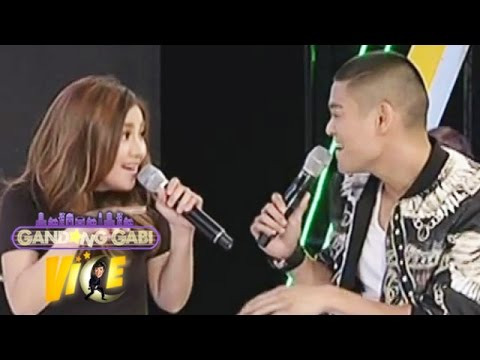 Kyla, Jay R Sing Vice Ganda's push Mo Yan Te video