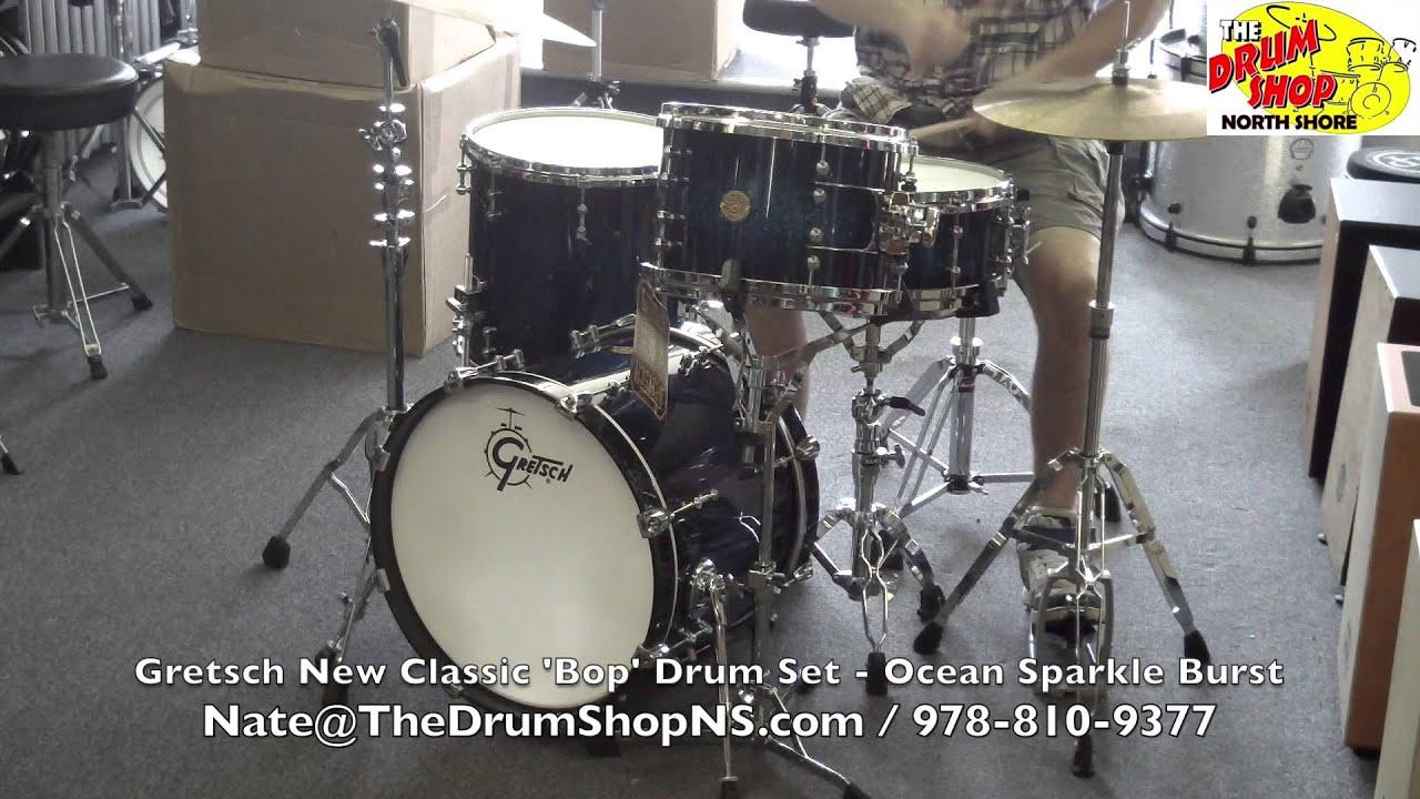 Gretsch New Classic Bop Gretsch New Classic 'bop' Drum