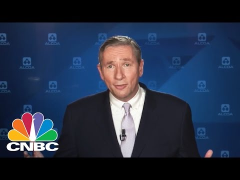 Alcoa CEO Klaus Kleinfeld: Behind The Earnings Curtain | Mad Money | CNBC