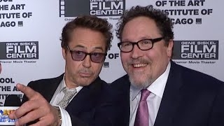 Robert Downey Jr. and Jon Favreau talk IRON MAN Legacy, Friendship, Criticisms of Each Other