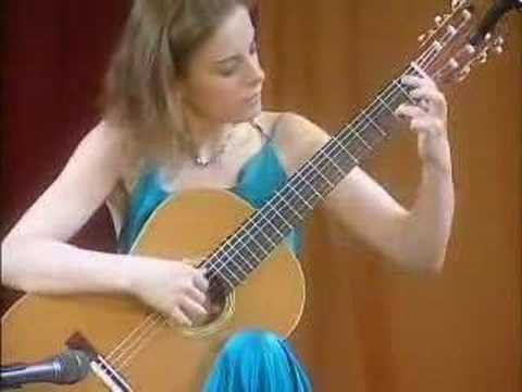 Ana Vidovic- Five Bagatelles, Allegro (William Walton)