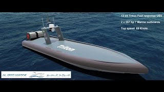 5G International - Advanced Unmanned Surface Vessels (USV)