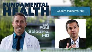 The strongest weapon against COVID-19 is not drugs or a vaccine, it's diet. With Aseem Malhotra, MD
