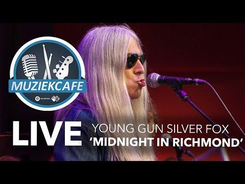 Young Gun Silver Fox - 'Midnight In Richmond' live bij Muziekcafé MP3