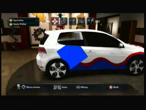 TDU2 domino's pizza car tutorial