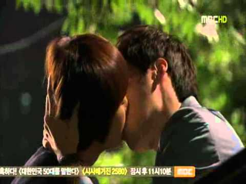 [eng]  Kiss Scene-can You Hear My Heart Ep 20 video